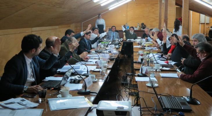 Gobierno Regional de Los Ríos ejecutó el 100% de los recursos del Fondo Nacional de Desarrollo Regional (FNDR) 2017