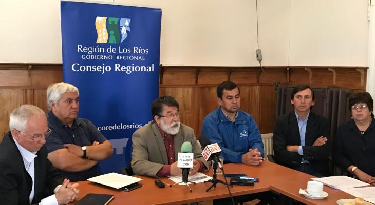 """CORE Los Ríos anunció apoyo a Municipio de Lago Ranco para recuperar sector """"Pisada del Diablo"""""""