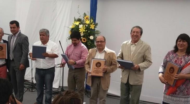 Municipio de Lago Ranco rindió significativo homenaje a Consejeros Regionales en Aniversario 77° de la comuna